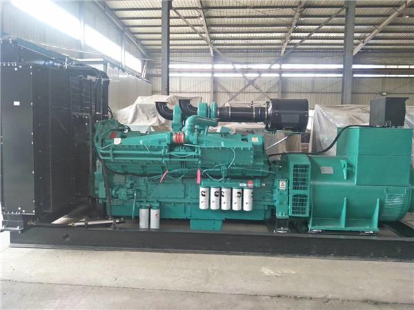 西安柴油发电机组租赁