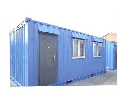 折叠集装箱厂告诉你集装箱也能住人?