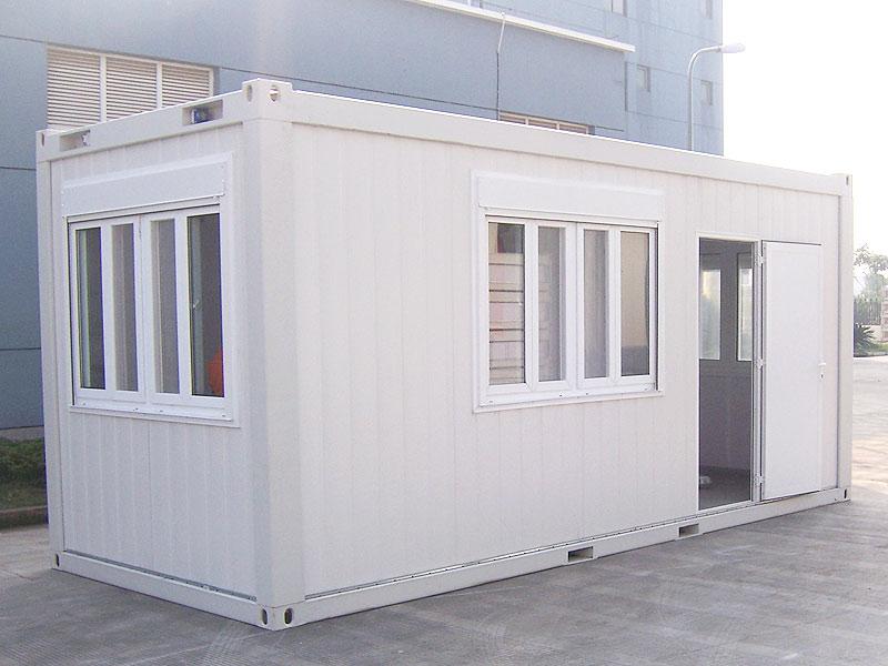 成都住人集装箱怎样做好火灾的防护措施