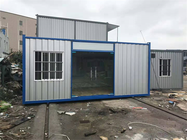 工地宿舍都在使用成都工地住人集装箱