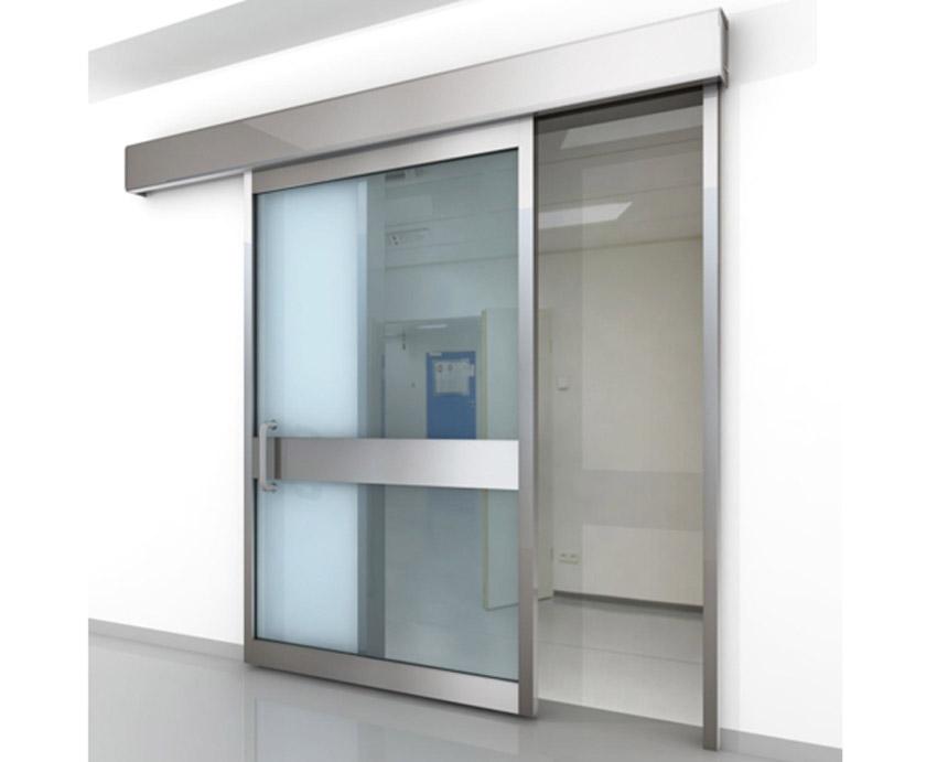 透明玻璃平移气密自动门DQB-165
