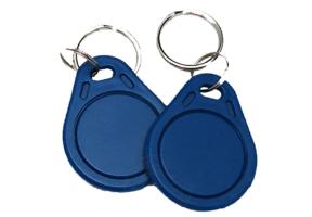 MF IC卡钥匙扣型(蓝)