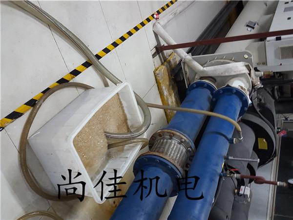 螺杆机冷凝器清洗