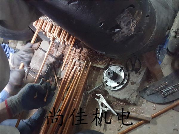 螺杆机维修