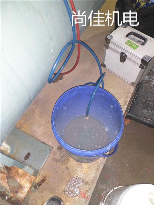 螺杆机换油保养