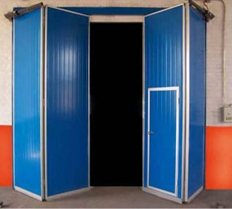 今天郑州工业门厂家为大家介绍有关工业门在使用过程中安装的注意事项