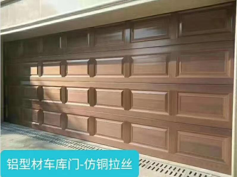 郑州车库门安装