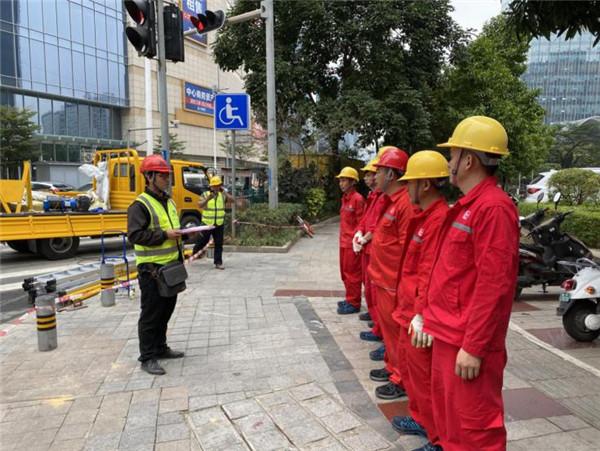 广西南宁市东盟商务区、琅西片区移交市政污水管清淤修复工程