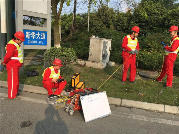 河南管道修复工程施工