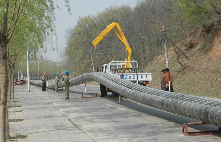 供水管道修复