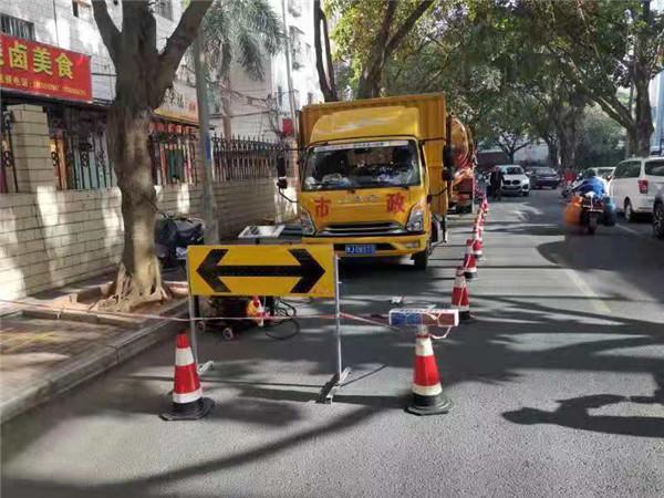 杭州开挖管线修复案例
