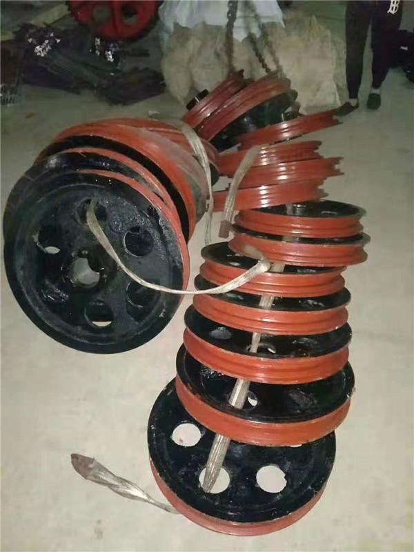 环链提升机链轮