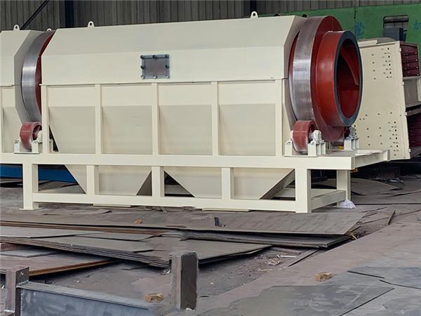 滚筒筛和原煤小型振动筛厂家发货进行中