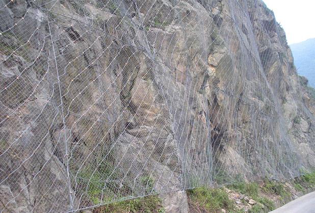 成都防护网-主动边坡防护网