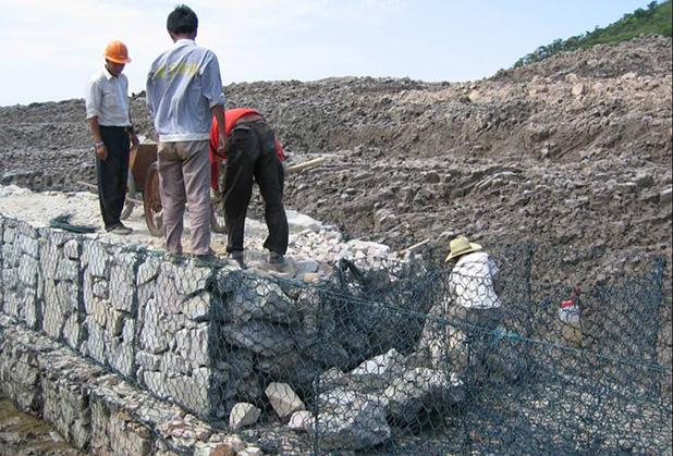 成都石笼网批发成功案例