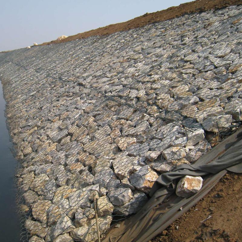 成都石笼网有着很好的生态保护作用 你知道吗?
