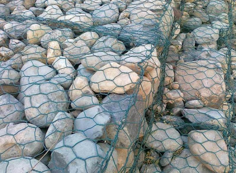 成都石笼网施工时的注意事项