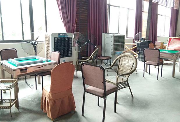 四川商业冷风机安装