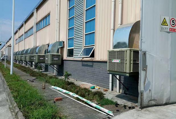 四川工业冷风机