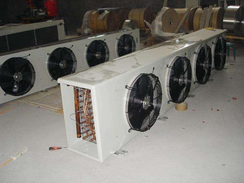 成都冷风机的风量变小怎么处理?