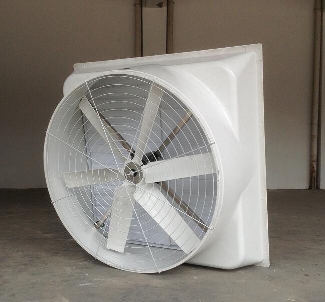 成都负压风机厂家告诉你厂房降温该如何选择合适的负压风机