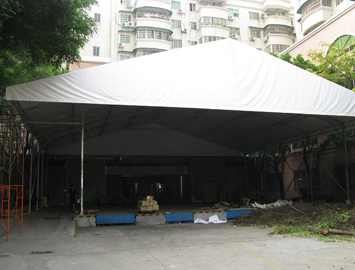 书店库存仓储帐篷
