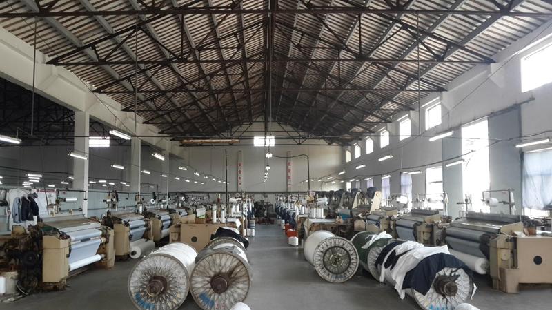 甘肃兰州帐篷厂家荣泰帆布生产车间
