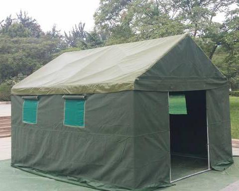 兰州救灾帐篷