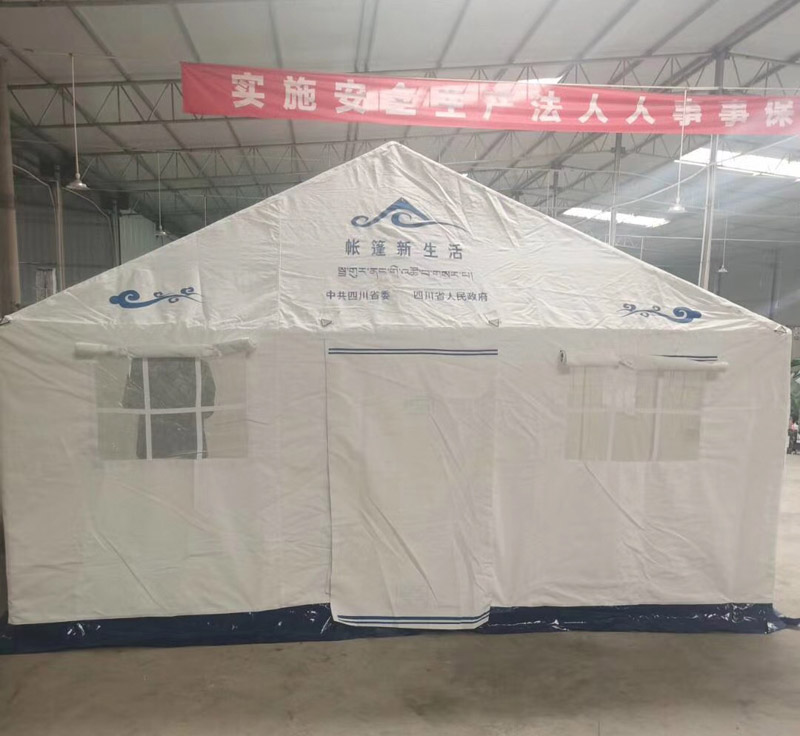新生活四坡水帐篷  新生活门斗帐篷  烤漆架子