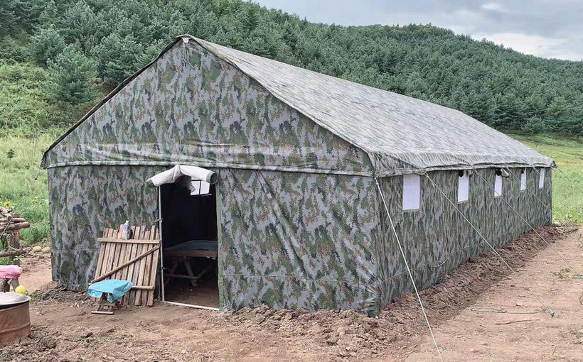 兰州施工帐篷