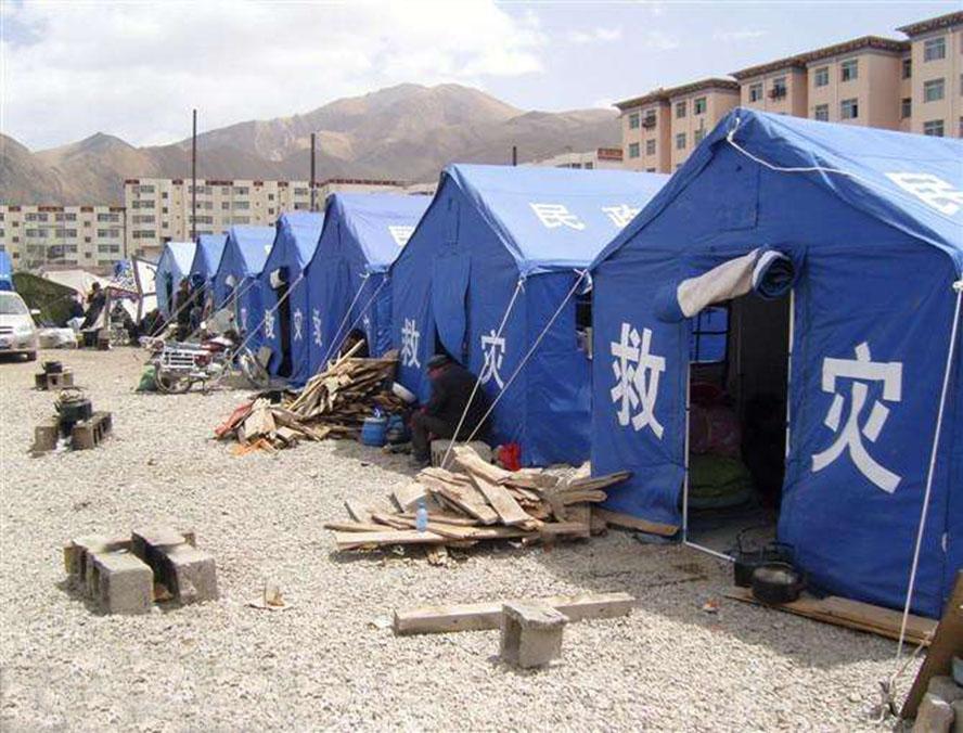 兰州抗震救灾帐篷厂家直销
