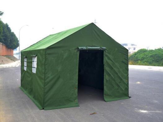 帐篷厂生产的救灾帐篷应该怎么样来使用
