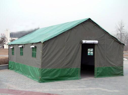 户外帐篷使用技巧之如何防止风雨的破坏