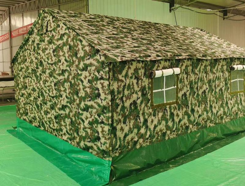 帐篷材质不同,对安装的技术有什么要求吗?