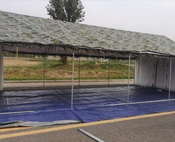 工程帐篷的特点是什么 如何来进行安装