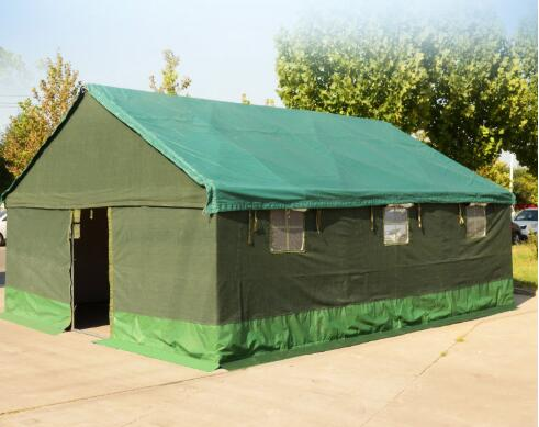对于帐篷的搭建主要应用的方法有多少