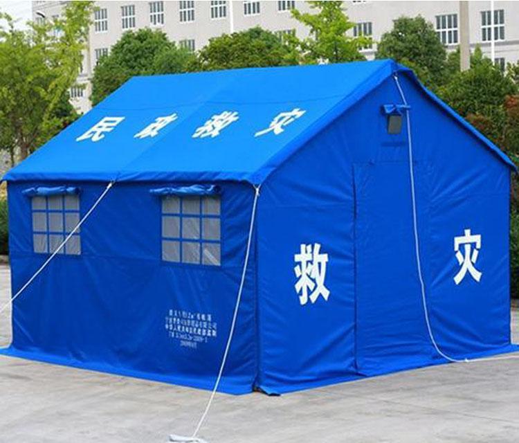 帐篷救灾帐篷户外应急帐篷 户外野营驻扎帐篷防寒迷彩帐篷