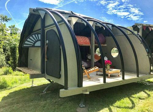 户外帐篷的选择技巧中对颜色有没有更深入的考虑