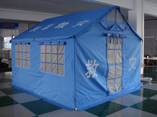 12平米救灾帐篷