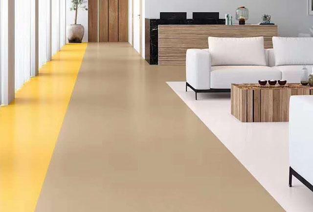 山东塑胶地板厂家:塑胶地板的安装工艺介绍