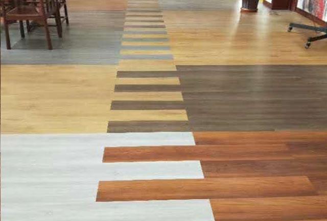 塑胶地板与其他地面材料有何区别