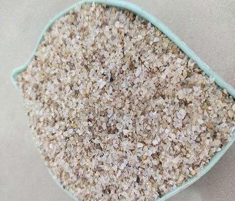 四川烘干砂设备中的水垢清洗说明