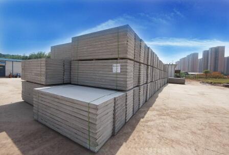 在建筑工程中轻质隔墙板有哪些用途