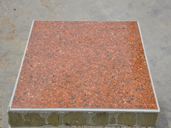 陶瓷保温装饰一体板