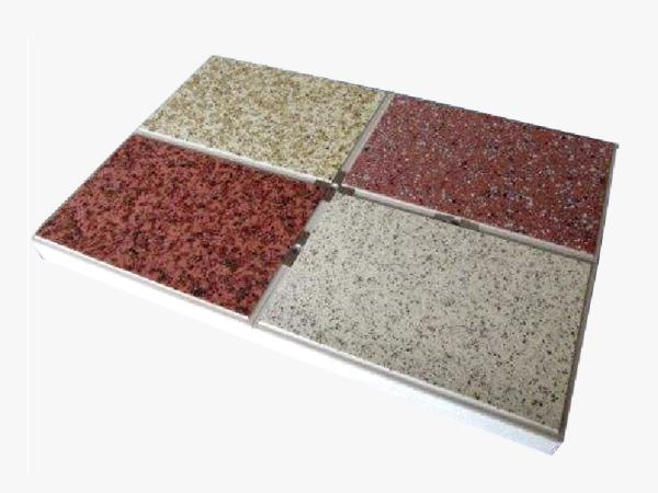薄陶瓷岩棉保温装饰一体板