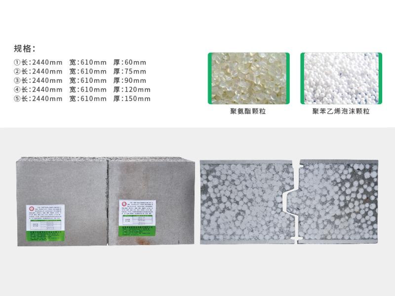 聚苯颗粒水泥条板