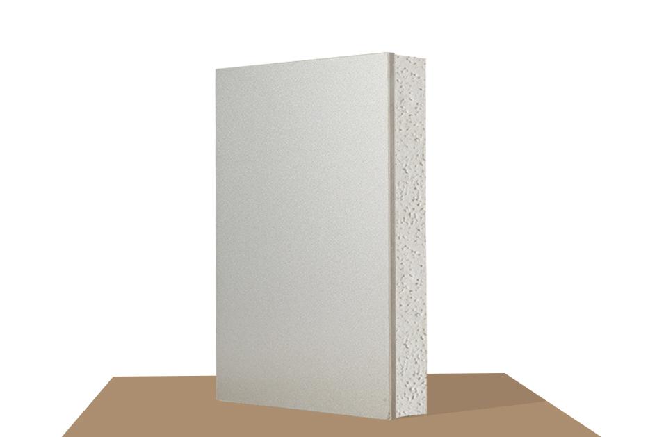 保温装饰一体板设计
