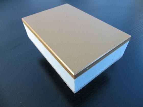 保温装饰一体板双层构造