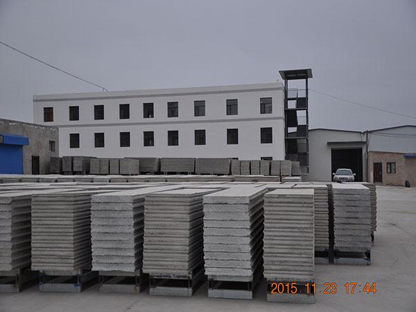 轻质隔墙板结构特性