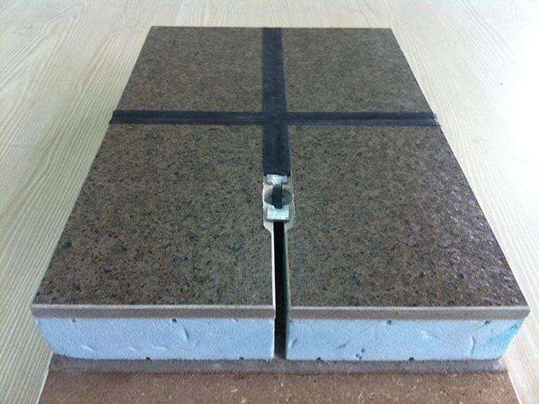 陶瓷薄片保温装饰一体板